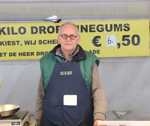 Piet de Heer – Drop, Snoep & Chocolade