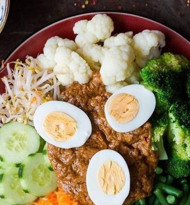Recept Indonesische Gado Gado door Wendy Bousché