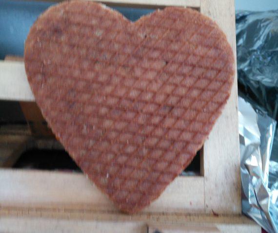 Valentijn harten 1,60 per stuk
