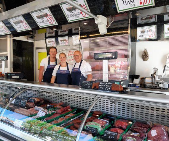 Vlees en vleeswarenspecialist Roy van Munster