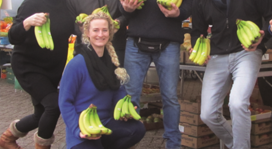 In het zonnetje: Johan en Esther Groenten en Fruit!
