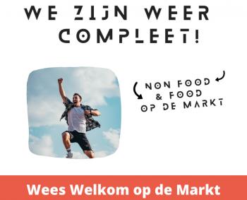 De markt is compleet! Non-Food + Food