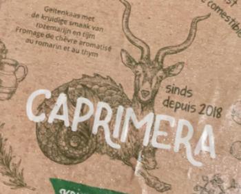 Caprimera geitenkaas €2.49 per 100 gram